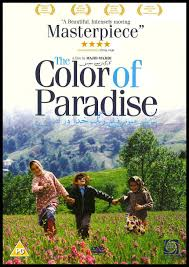 color of Paradise